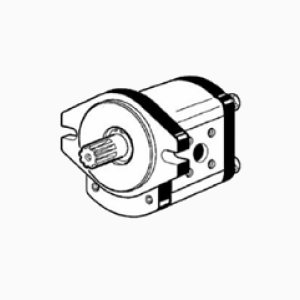 2TM SAE CB - Gear pumps group 2